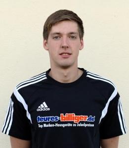 Christoph Bär Verteidigung Gute Seele des Teams